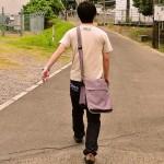 夫の桃太郎ジーンズ近況: オーダーペイント&裾上げから戻ってきて愛用中♪